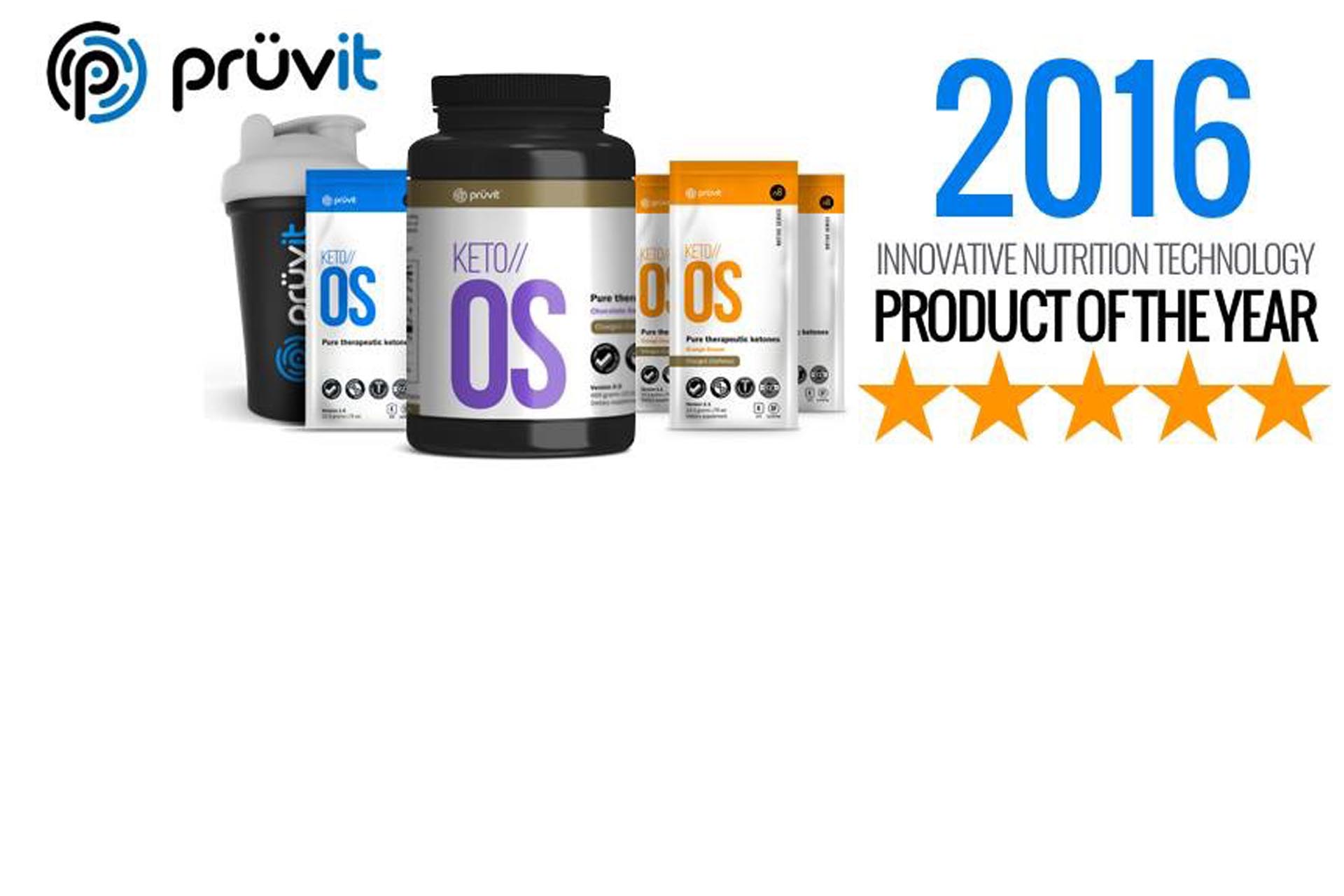 pruvit ketone nutritional technology